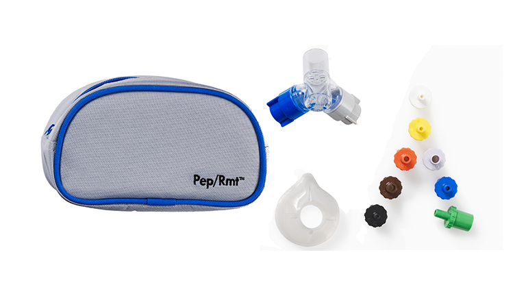 PEP Rmt set with mask for newborns