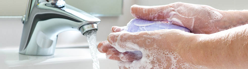 how to avoid infections washing hands full width