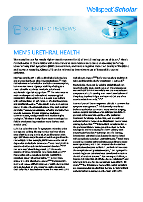 Men's Urethral Health
